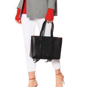 $695 MONS GAVRIEL Fringe Tote Bag Black